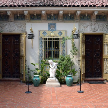 Hearst Castle additional rooms